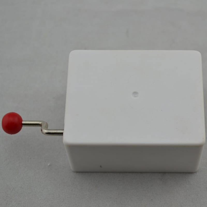 Factory wholesale Wonderful Life Music Box - Plastic Music Box-YH2C-41 – Yunsheng