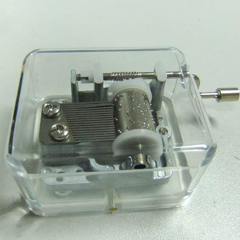 Super Lowest Price Happy Birthday Music Box - Plastic Music Box-YH2JC-03 – Yunsheng