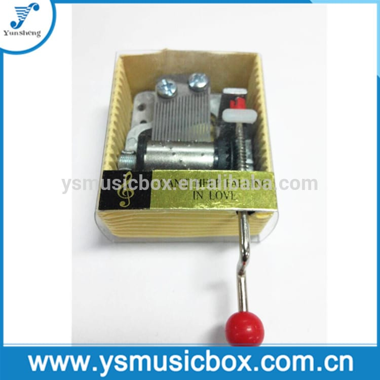 OEM Manufacturer Crystal Ball Music Box -