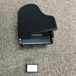 Simple wooden music box-LP-31E